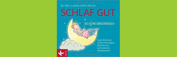 Illustration Kai Pannen aus Buch SCHLAF GUT von Dr. med. Claudia Croos-Müller aus dem KÖSEL-Verlag
