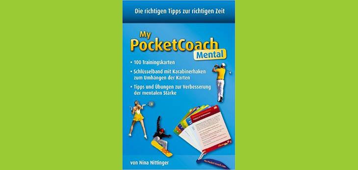 Bild Verlag: Neuer Sportverlag | Artikel commov-Tipp: my PocketCoach Mental