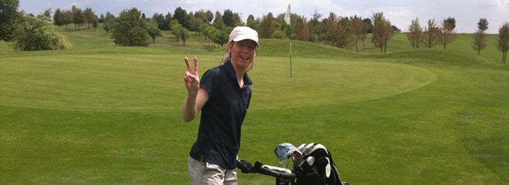 Bild commov.de | Artikel Welchen Freund hast du beim Golfen?