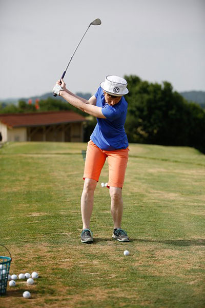 Bild Markus Venzl | Artikel Golf-Tagebuch: Break 80 - Teil 1