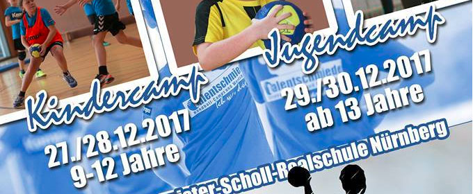 Bild talentschmiede.info | Artikel Handballcamps und mehr
