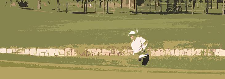 Golf-Tagebuch: Mein geliebter Feind