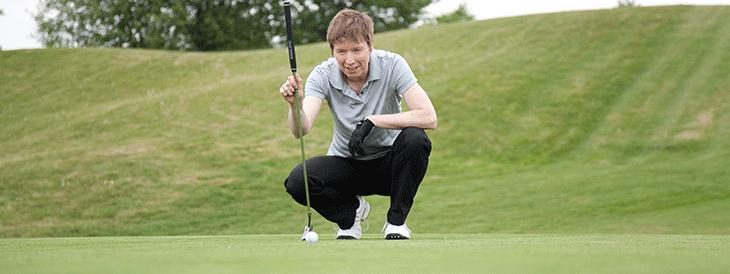 Bild www.barbara-kraske.de   Artikel Golf-Tagebuch: Gedanken-Gequatsche und Grübelspirale