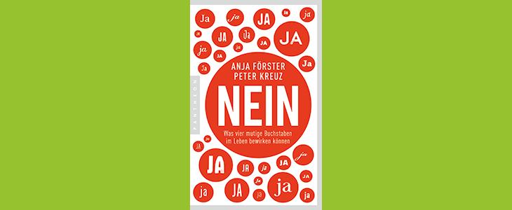 Bildcover: NEIN von Anja Förster und Peter Kreuz