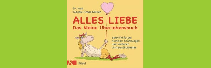 Illustration Kai Pannen aus Buch ALLES LIEBE von Dr. med. Claudia Croos-Müller aus dem KÖSEL-Verlag